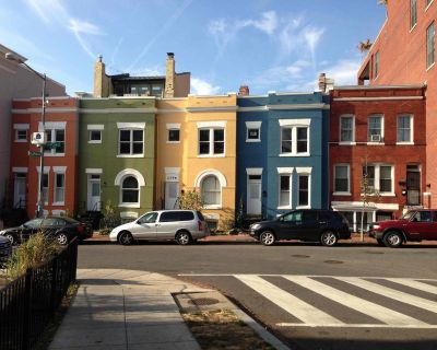 New Studio Apartment In Heart Of Adams Morgan Washington, DC. - Reed-Cooke