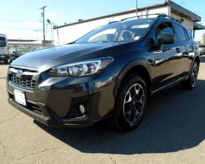 Used 2019 Subaru Crosstrek 2.0i Premium CVT