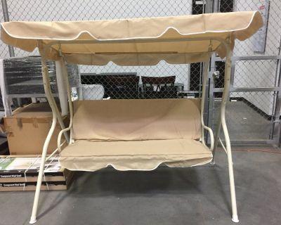 Porch Swing- Cream