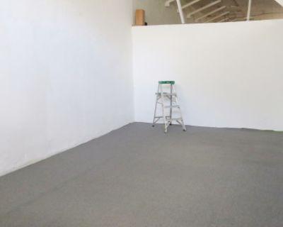 Highland Park White Box Studio diffused light, Los Angeles, CA