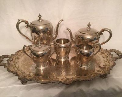 Vintage Toys, Sterling, Roseville, and Antiques Online Auction Ends 6/28!