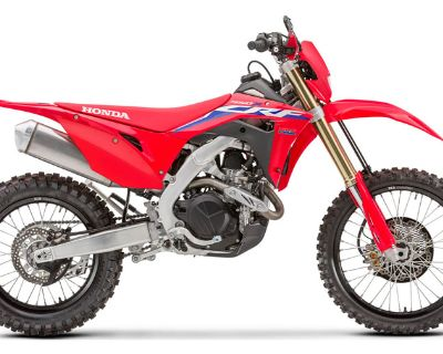 2022 Honda CRF450X Motorcycle Off Road Broken Arrow, OK