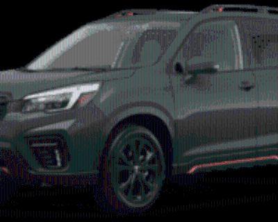 2021 Subaru Forester 2.5i Sport