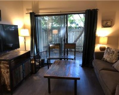 Beautiful 1Bed/1Bath remodeled condo with patio Ri