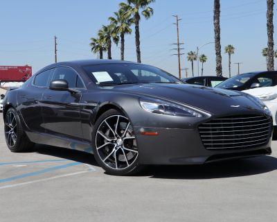 Pre-Owned 2016 Aston Martin Rapide S 4dr Sdn Auto Rear Wheel Drive