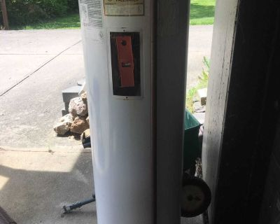 FREE Hot Water Heater for scrap