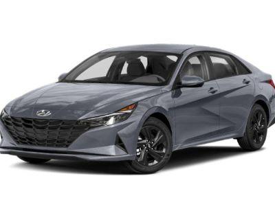 New 2021 Hyundai Elantra SEL FWD 4dr Car