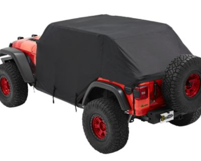 Bestop's new All Weather Trail Covers are here!