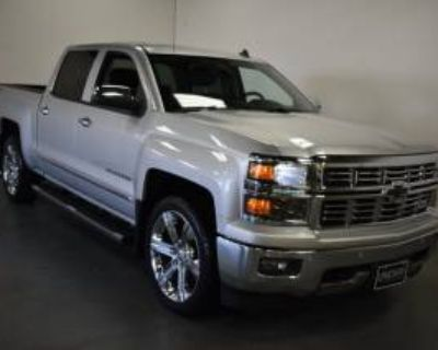 2014 Chevrolet Silverado 1500 LTZ with 2LZ Crew Cab Short Box 4WD