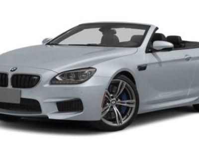 2013 BMW M6 Standard