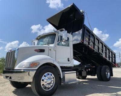 2016 PETERBILT 337 Dump Trucks Medium Duty