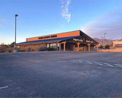 Stand Alone Retail Building