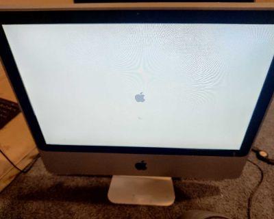 iMac 21 inch 2ghz 4gb 320gb