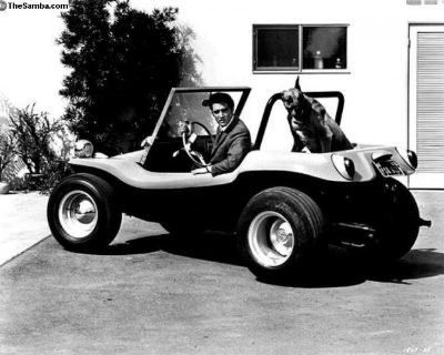 [WTB] Wanted: Nice turnkey Old School Manx Style Buggy..
