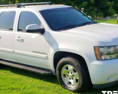 2008 Chevrolet Suburban Commercial