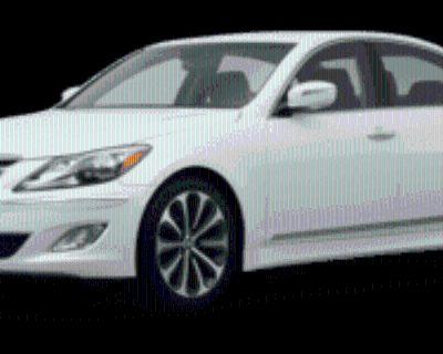 2013 Hyundai Genesis 5.0 R-Spec