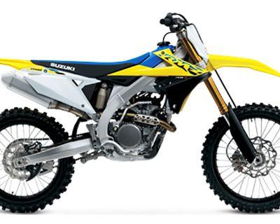 2021 Suzuki RM-Z250 Motocross Off Road San Jose, CA