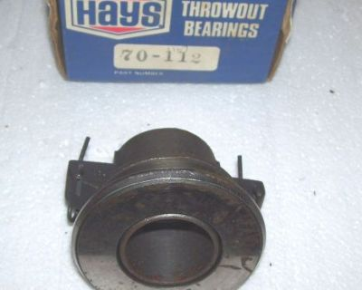 Hays Mopar Throwout -- Bearing 11in Clutch- 426 440 4 Speed 70-112