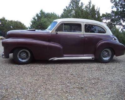 1947 Chevrolet Custom Street Rod