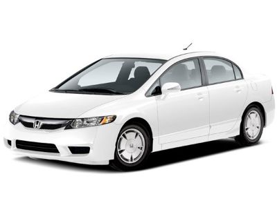 Pre-Owned 2009 Honda Civic Hybrid Hybrid FWD 4dr Car