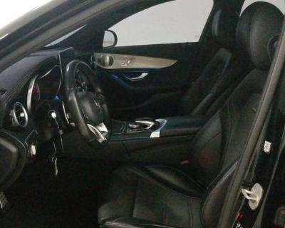 2016 Mercedes-Benz C-Class C 63 AMG
