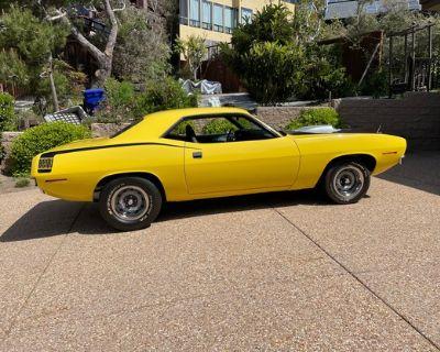 1970 Plymouth Cuda 426 Hemi Restored Mopar