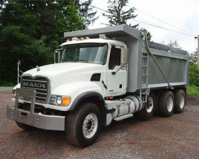 Dump truck financing - (All credit types)