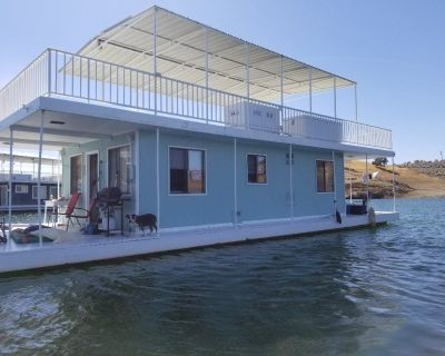 20x54 McClure House boat with petmit! All new solar!