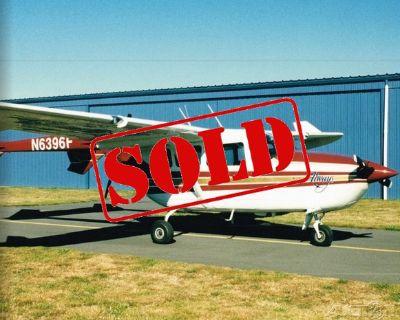 1966 Cessna 337A Super Skymaster RT