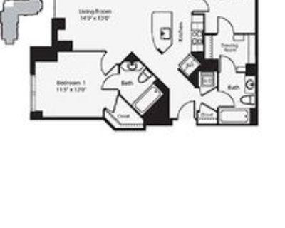 4 Leighton St #T2105, Cambridge, MA 02141 2 Bedroom Apartment