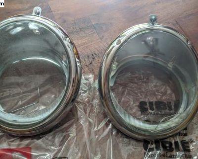 Cibie 356 NOS headlight set