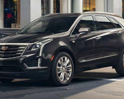 2018 Cadillac XT5 Standard