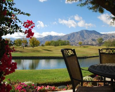 Luxury Lake Front PGA West Golf Course Townhome with Views/Private Courtyard Spa - La Quinta