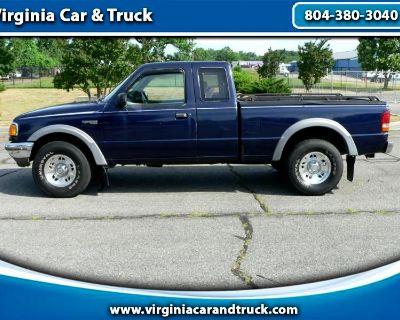 1995 Ford Ranger XL SuperCab 4WD