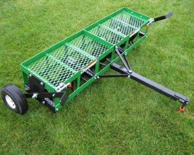 Coring Aerator Tow Behind and 3 Point