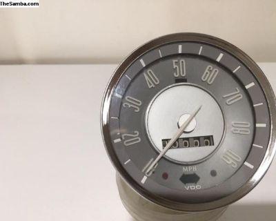 1967 Speedo Karmann Ghia speedometer