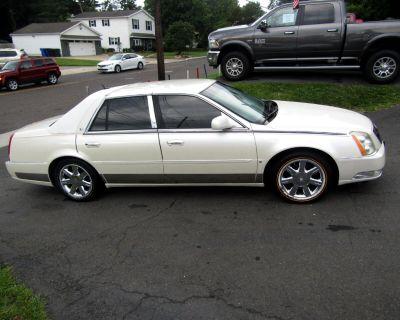 2008 Cadillac DTS 4dr Sdn w/1SA