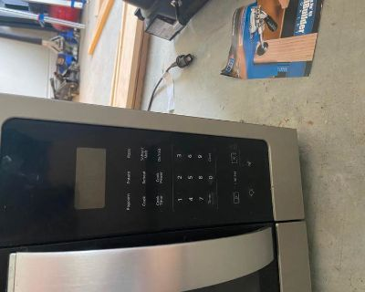 Whirlpool Microwave Over the Range Stainless