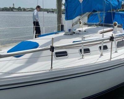 1991 Catalina 34