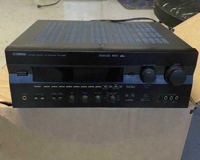 Yamaha rx-v995 receiver