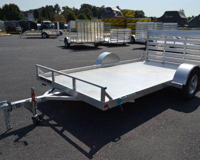 2020 Carry-On Trailers 6.5x12 AGA Aluminum Utility Trailer 2K Trailer - Utility Harrisburg, PA