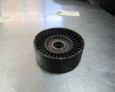 Wm312 2004 Dodge Ram 1500 5.7 Non Grooved Serpentine Idler Pulley