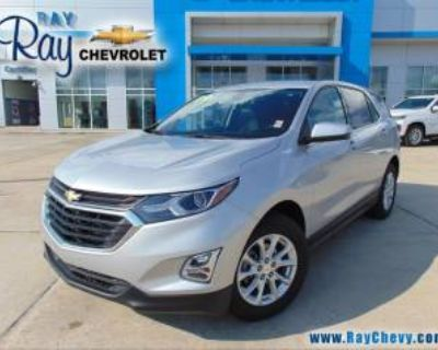 2019 Chevrolet Equinox LT with 1LT FWD