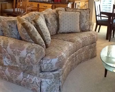 Custom Made Sofa..Exclusively Made By: Ethan Allen Furniture Store
