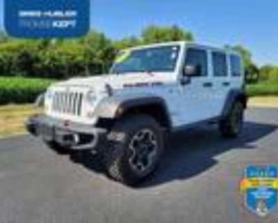 2016 Jeep Wrangler Unlimited Rubicon Hard Rock Edition, Hard Top, Leather