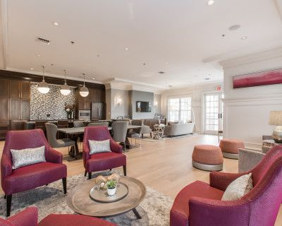 Modern Clubroom, Herndon, VA