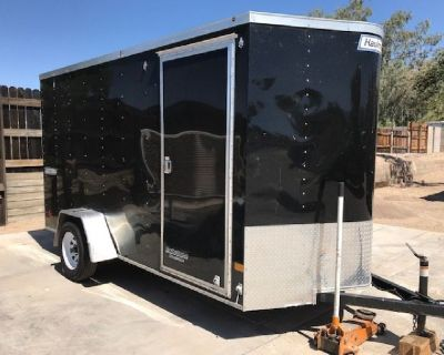 2017 Haulmark Passport PPT6X12DS2 Cargo trailer