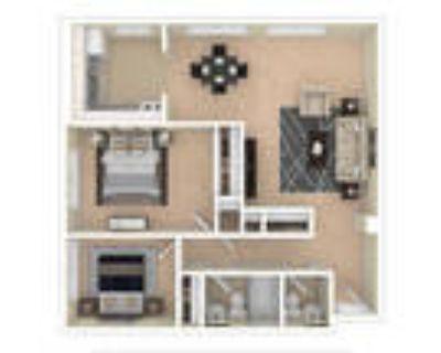 8600 Apartments - 2 BEDROOM 1.5 BATH - END UNIT