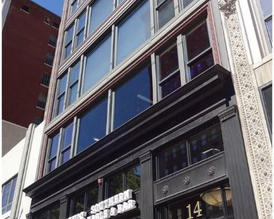 McOuat Place - Creative Office Space for Lease