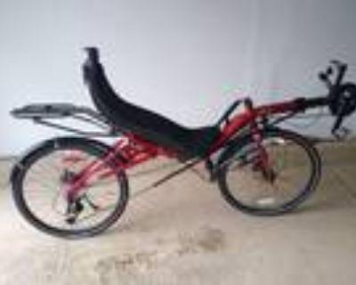 Performer Goal26x Recumbent Bike USS